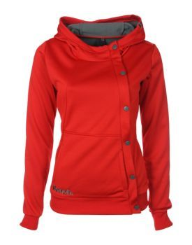 Looks so comfy!Off Cent Buttons, Center Buttons, Fall Hoodie, Sooooo Comfy, Side Buttons, Hoodie Jacket, Hoodie Lov, Buttons Up Hoodie, Dreams Closets