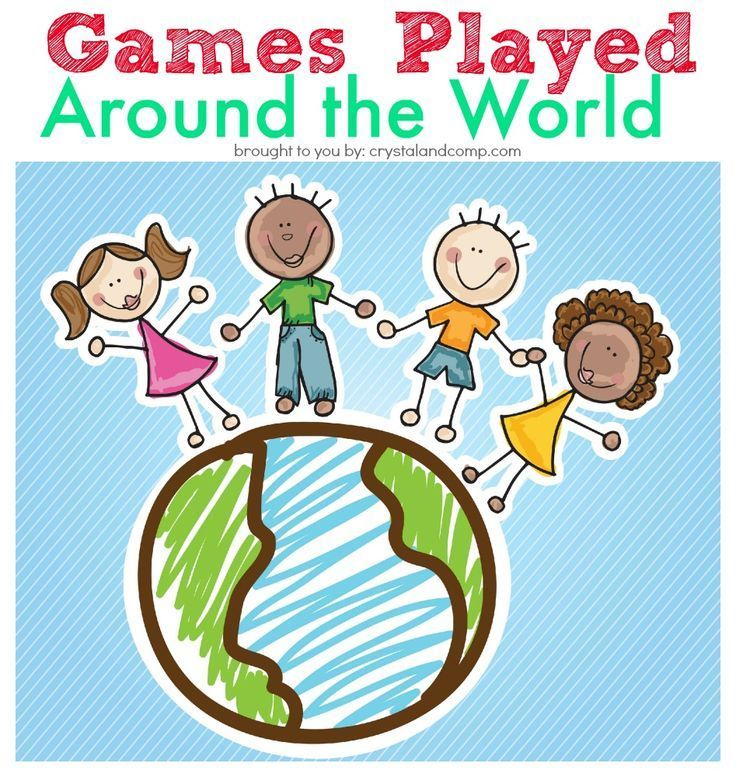 games played around the world