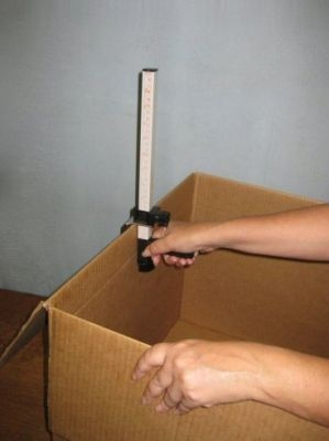 Box Sizer - great idea for shipping if the box is a bit too big.   Click to see on eBay! $19.95