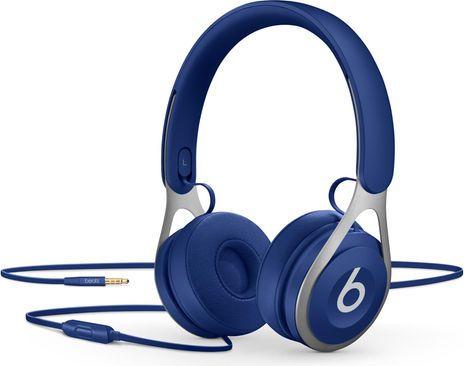 beats by dr.dre Beats EP On-Ear-Kopfhörer mit 3.5mm Klinke und 3-Tasten Fernbedienung für iOS, dunkelblau #Musik #Sound #Kopfhörer #Digital #digitec