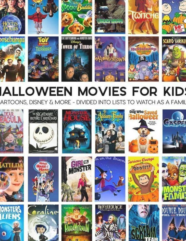 Watch Halloween F 2020 Halloween Movies for Kids   a whole list of fun movies to enjoy