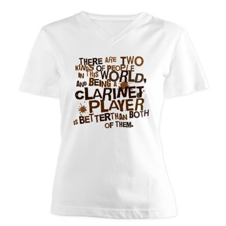 clarinet shirt - Must have!