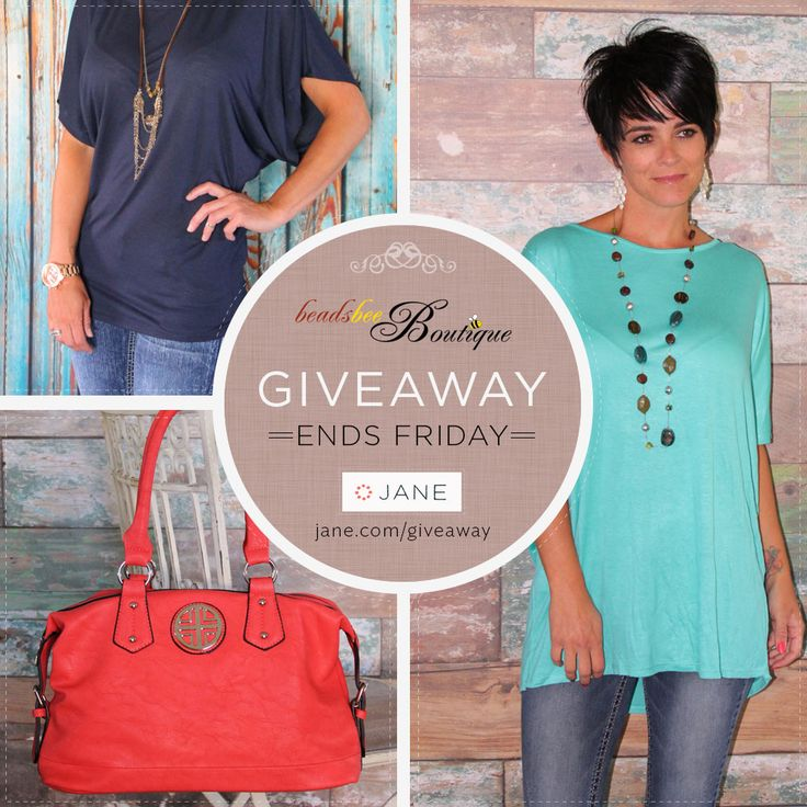 I just entered a super cute $175 #giveaway from @veryjane and @beadsbee! #janegiveaway
