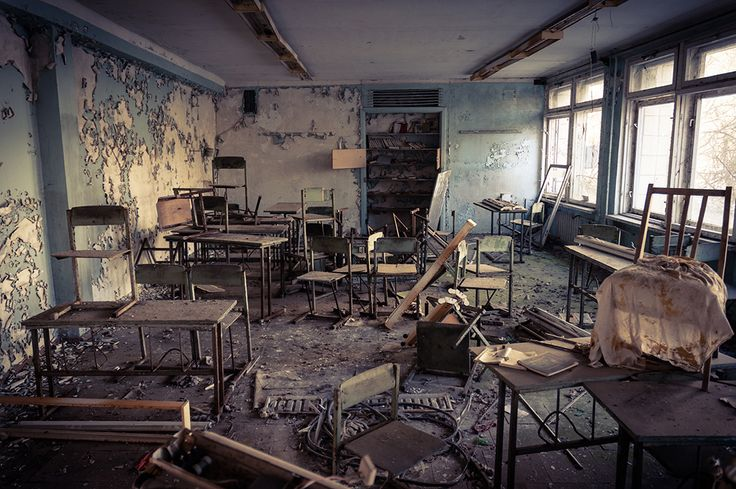 Tsjernobyl #spooksteden