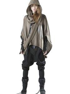 Post-apocalypse fashion /post-apocalyptic clothing / wear / dystopian / women's fashion/ looks / style / female