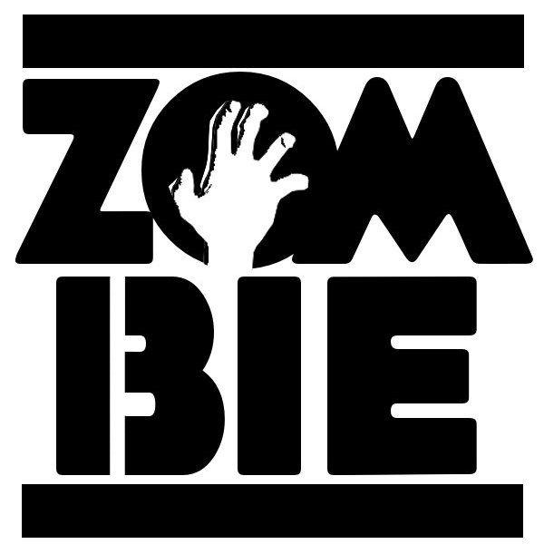 20 best zombie images on Pinterest   Stenciling, Stencils ...