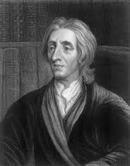 John Locke : ,, Żadna wiedza człowieka nie może wyjśc poza jego doświadczenie .''