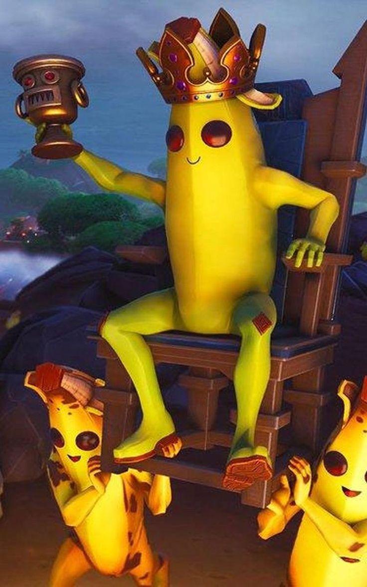 Banana Fortnite in 2020 | Best gaming wallpapers, Gaming