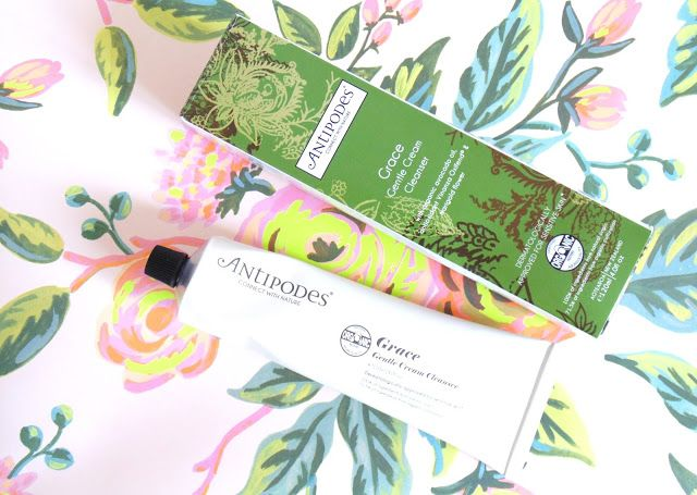Antipodes Grace Cream Cleanser • Of Beauty And Nothingness By Heather Nixon