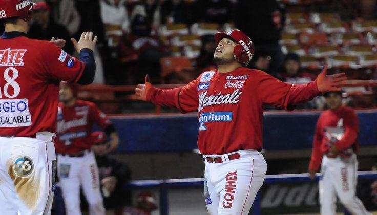 Águilas de Mexicali se ponen a un triunfo del título - http://www.notimundo.com.mx/deportes/aguilas-de-mexicali-triunfo-del-titulo/
