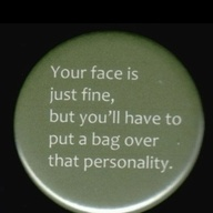 .: Hilarious Quotes, Truths Hurts, Remember This, Paper Bags, Brown Bags, Some People, Well Said, Buttons, So Funny
