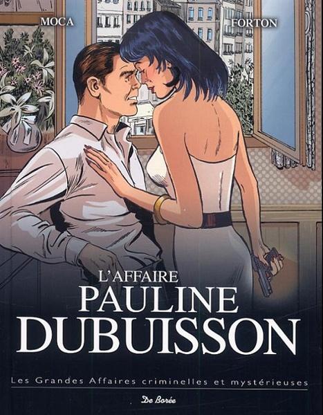 *L'affaire Pauline Dubuisson, série les grandes affaires criminelles et mystérieuses. Cliquez sur l'image pour écouter l'émission.