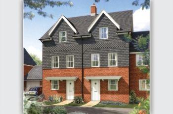 New Build Homes in Broadbridge Heath