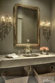 Belgian style, gorgeous neutrals, classic mirror, timeless