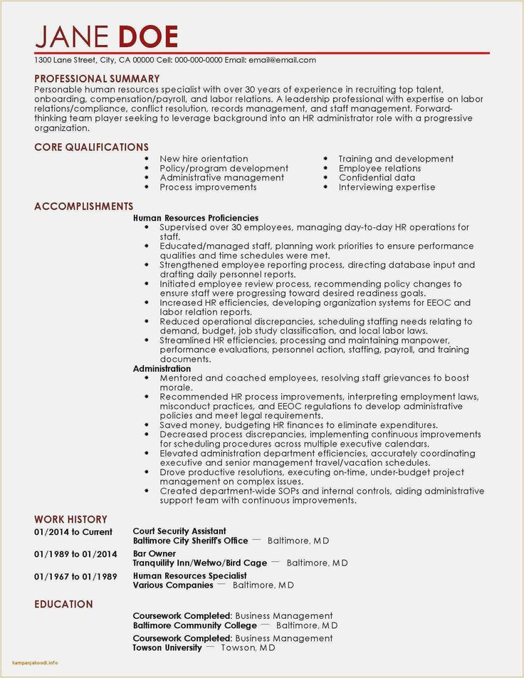 Administrative assistant Resume Objective Samples Fresh