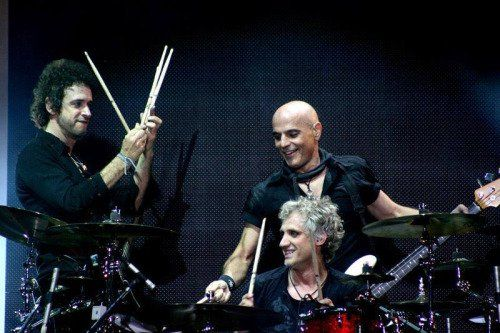 Era 1984 cuando los debutantes Soda Stereo, un trío de muchachos de Buenos…