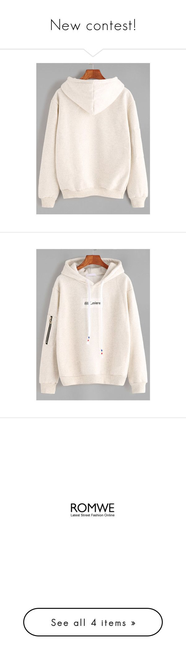 """New contest!"" by bellamonica ❤ liked on Polyvore featuring Converse, Ganni, Vince, Hype, tops, hoodies, drawstring hooded pullover, beige hoodie, pink hoodie and pink hoodies"