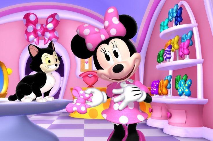 La casa de mickey mouse la boutique de monyos de minnie - Casa de minnie mouse ...