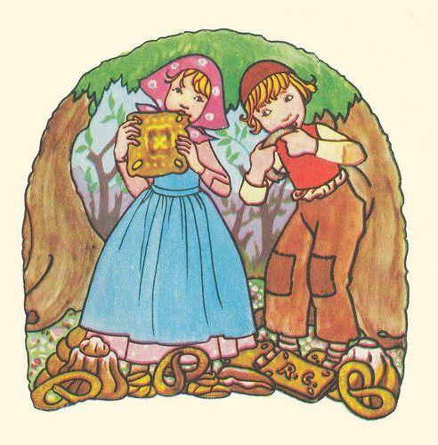 Hans en Grietje