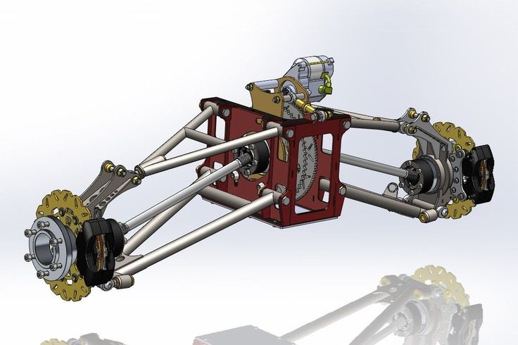 Buggy suspension product
