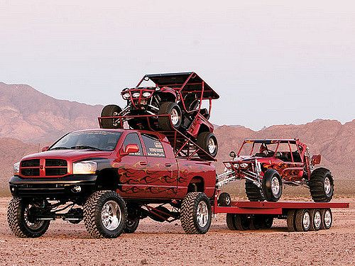2006 dodge 2500 and sand toys | Flickr - Photo Sharing!