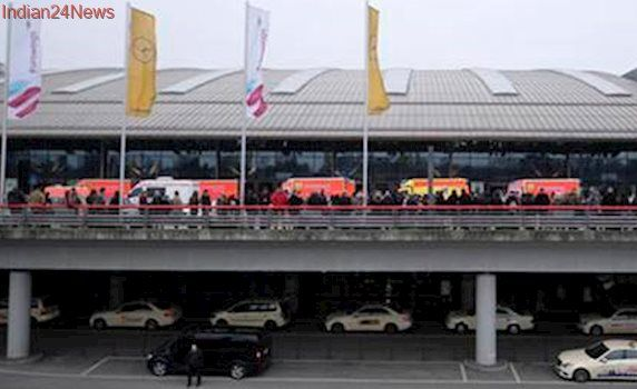 Germany rules out attack in Hamburg airport closure