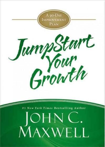 John C. Maxwell helps readers maximize their potential with this 90-day guide based on his #1 New York Times bestseller, The 15 Invaluable Laws of Growth. Named Inc. magazine's #1 most popular leaders