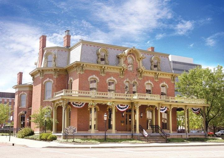 First Ladies National Historic Site Canton, Ohio