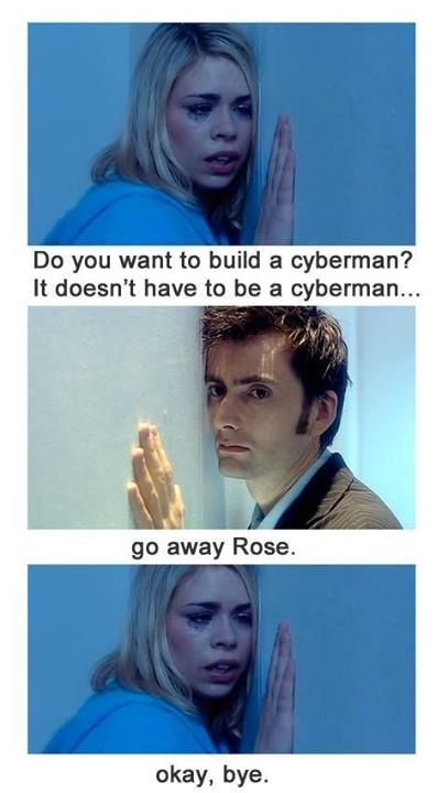 Maybe he wants to build a Dalek