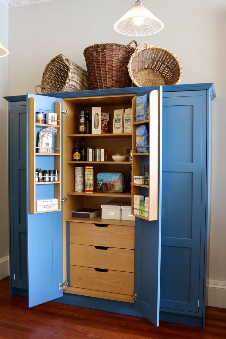 Landmaark kitchen accessories - The Kitchen Pantry Cupboard Continues To Be On Top Of The Nostalgic Kitchen Wish List Our Iconic Hand Painted Pantry Cupboards Cabinets Made In Britain