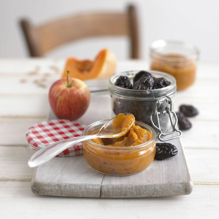 Prunes add a delicious flavour to this medley of vegetables and fruits.