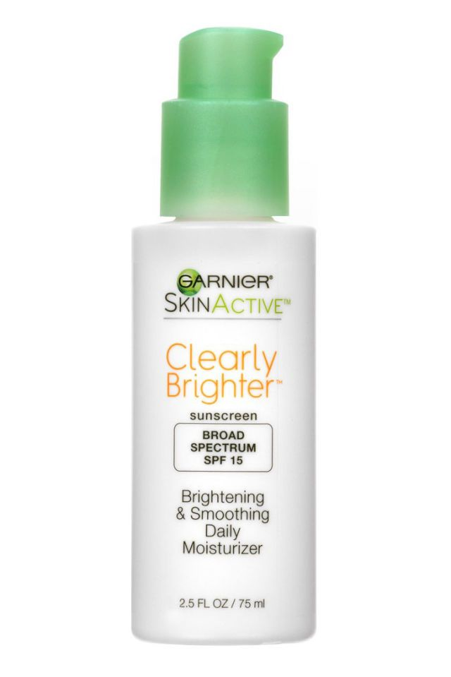 Garnier SkinActive Clearly Brighter Brightening & Smoothing Daily Moisturizer  - GoodHousekeeping.com