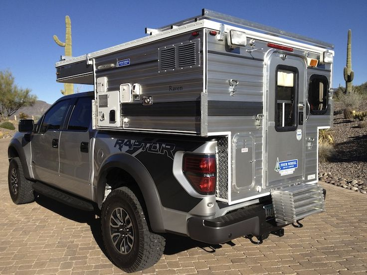 Ford Raptor Lifted >> Raven on a Raptor   4x4 Camping Truck (Overlander ...