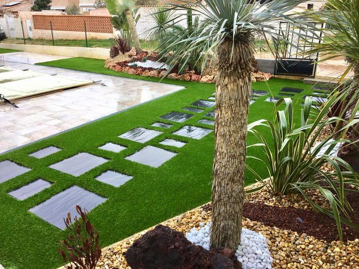11 best remplacer gazon par du gravier images on pinterest jardins japonais am nagement. Black Bedroom Furniture Sets. Home Design Ideas