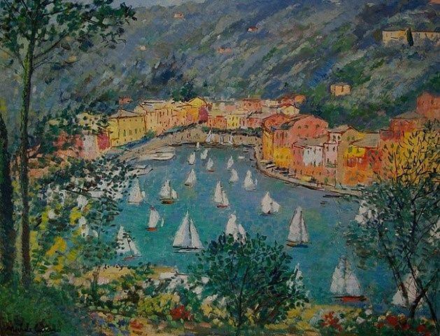 michele cascella paintings - Recherche Google