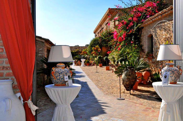 Summer at Vecchia Masseria