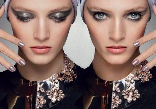 """Look Autunno Dior """"Mystic Metallic""""   Profumeria Caccia"""