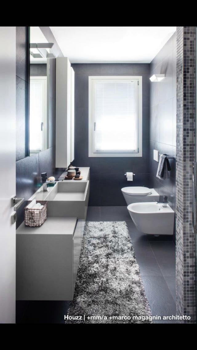 8 best bagno images on Pinterest Bathroom, Bathrooms and Bathroom - Comment Installer Un Four Encastrable Dans Un Meuble