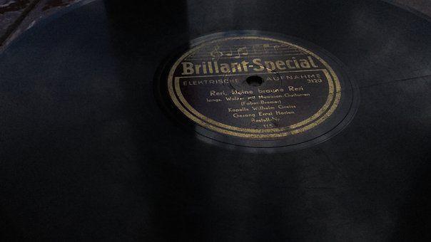 Základní Deska, Hudba, Vinyl, Retro