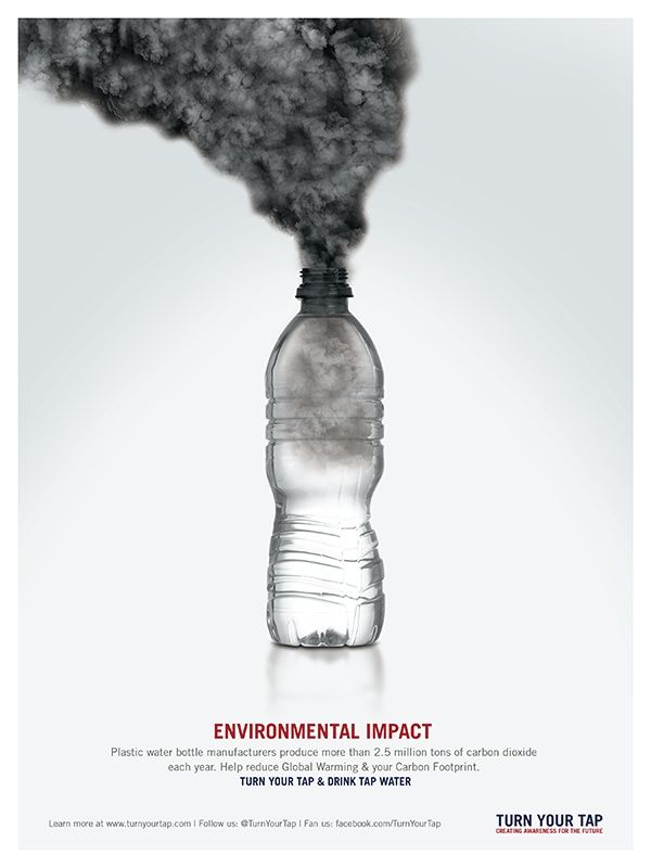 What's the carbon footprint of your water?