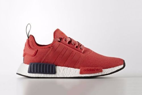 Donne adidas nmd runner r1 w fiore rosso vivo s76013 noi