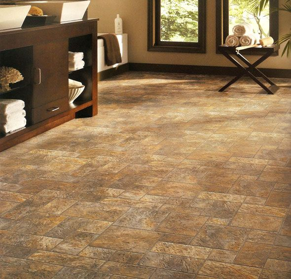 Wood look vynal flooring home specials vinyl floor for Laminate floor covering