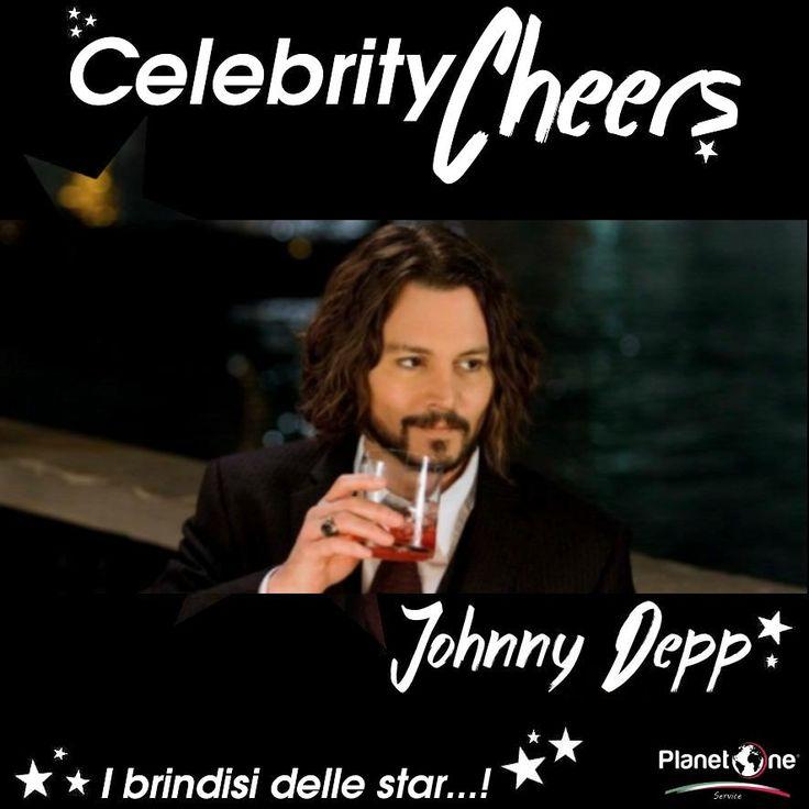 Fascino. Ogni cocktail ne contiene un bel po' di once. E anche Johnny Depp in fatto di fascino e stile ne sa qualcosa. Secondo voi è un tipo da Americano o da Negroni?