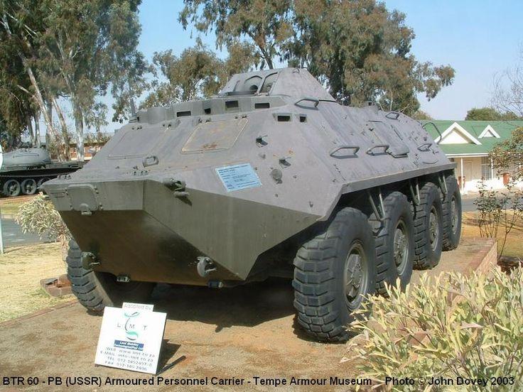 BTR 60 USSR