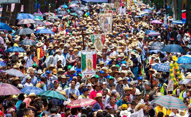 A continuación presentamos la primera parte de algunas de las festividades más representativas de México en el mundo.