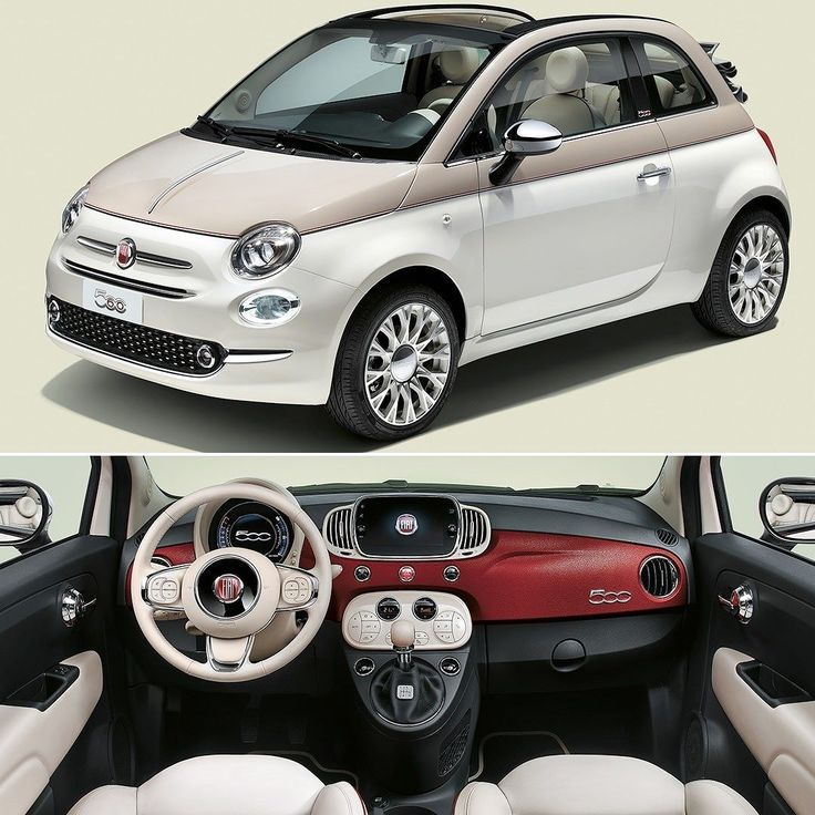 fiat 500 60th anniversary edition 2017 s rie especial na europa marca o anivers rio do modelo. Black Bedroom Furniture Sets. Home Design Ideas
