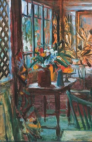 Interior, Margret Olley