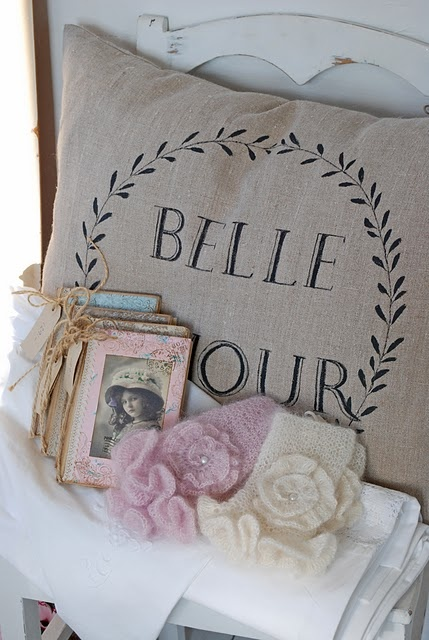 444 Best French Pillows Images On Pinterest Country