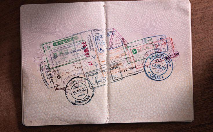 will do that on my passport.