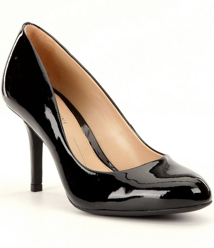 Black:Gianni Bini Landree Pumps